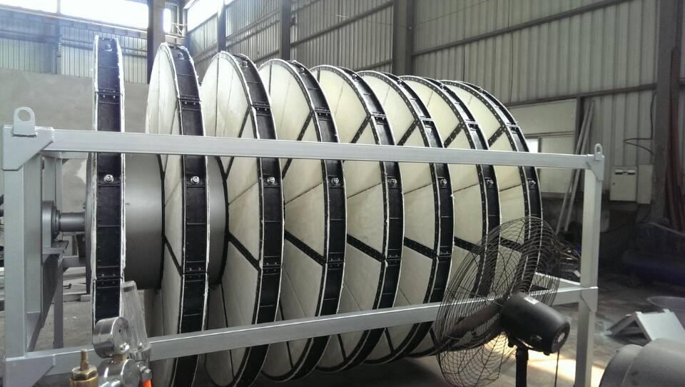 鑫泰环保纤维转盘过滤器主要工作原理846119572