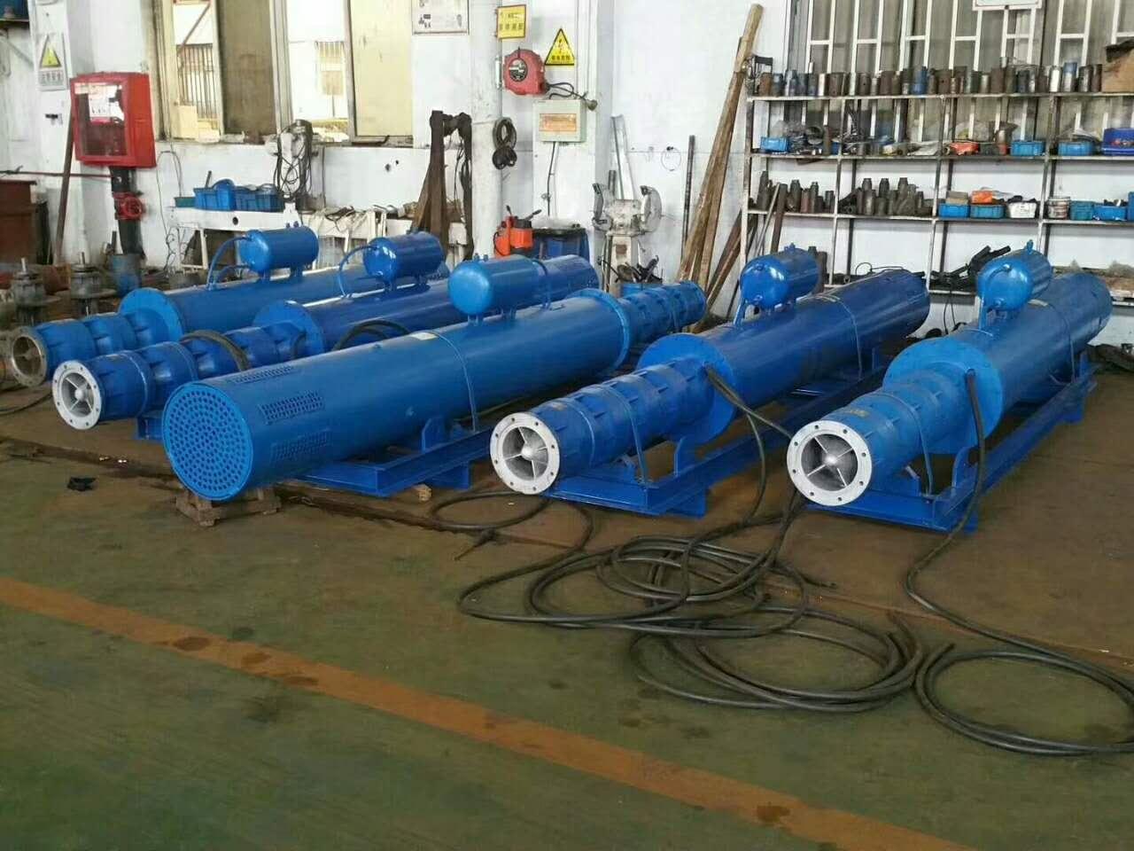 卧式安装型水池潜水泵786853982