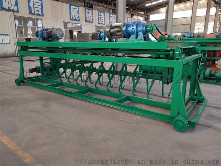 天津猪粪有机肥加工设备,鸡粪有机肥成套设备多少钱789423392