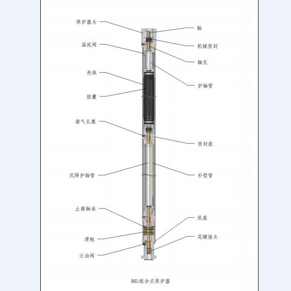 新疆油田  深井抽油泵 3000米立式潜油电泵全套报价756616195