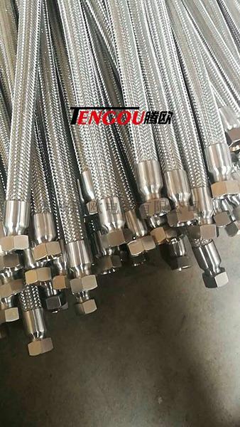 不锈钢防爆绕性管1