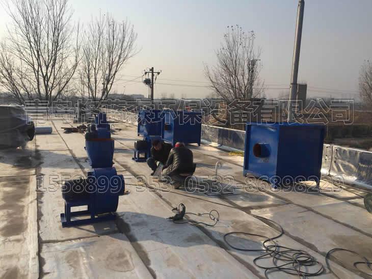 活性炭吸附箱,潍坊废气除味吸附装置,工业除臭净化器36667692