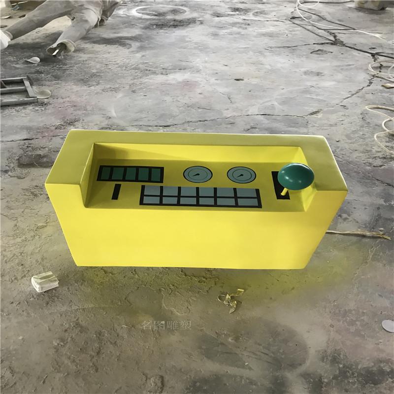 佛山卡通座椅雕塑玻璃钢卡通公仔雕塑123379165