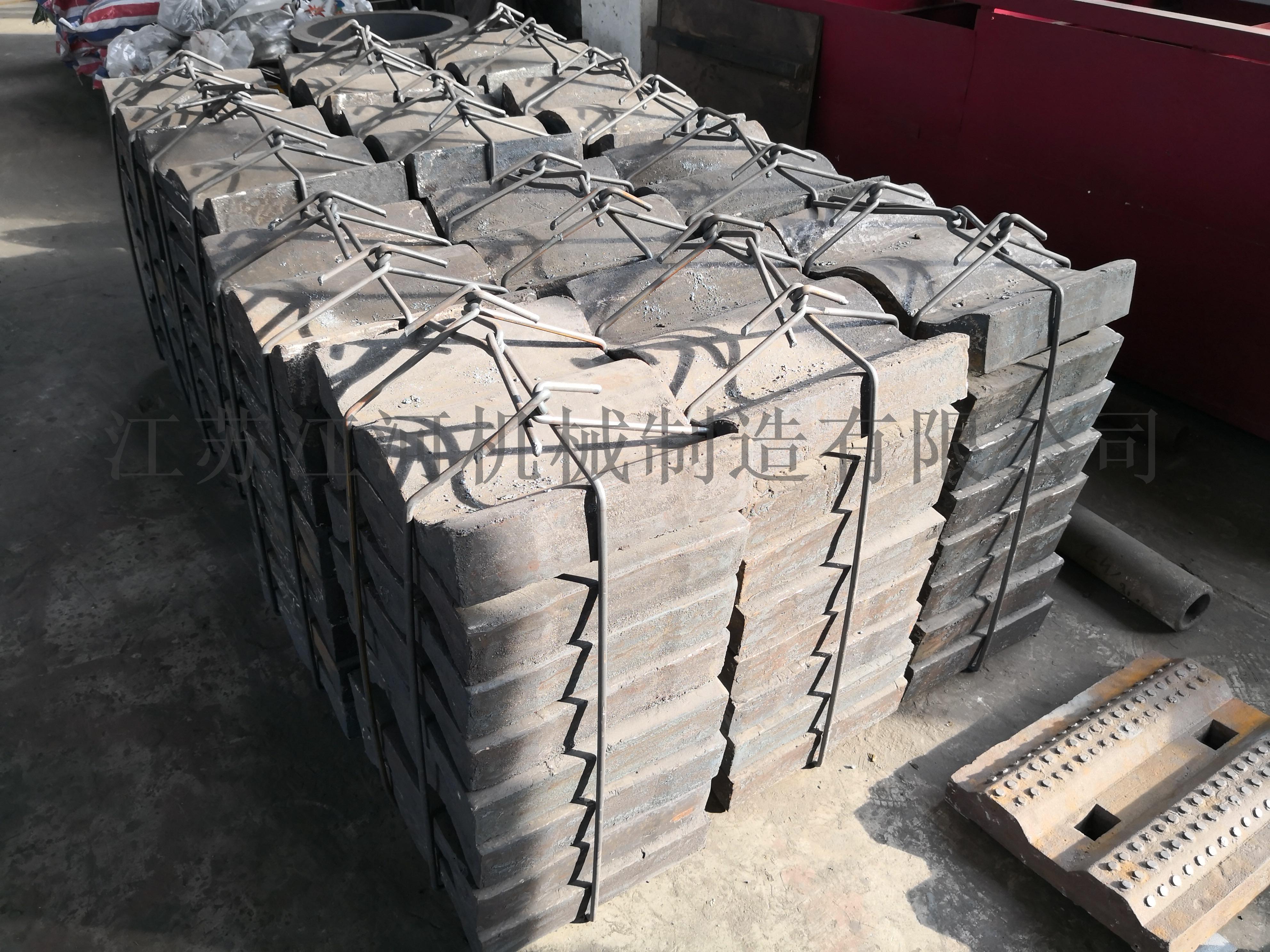 江苏 耐磨合金衬板复合耐磨衬板 江河机械厂105345735