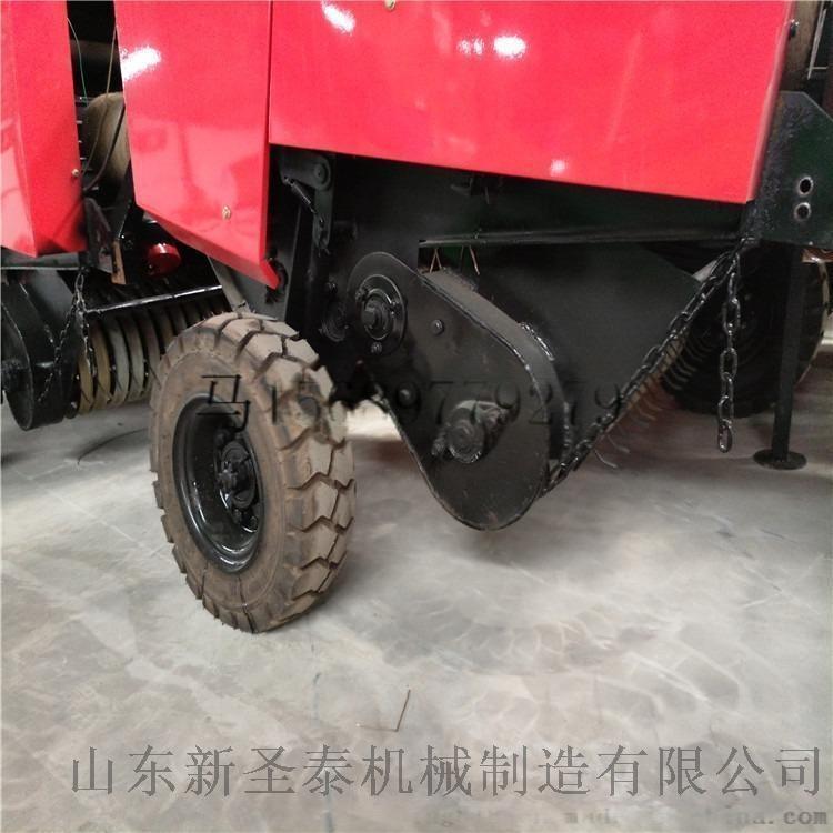 大型小麦秸秆打捆机   秸秆打捆机械810033315