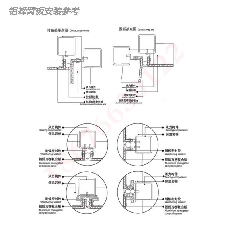 PVC木紋蜂窩鋁板生產廠家 六角形鋁蜂窩板119068045