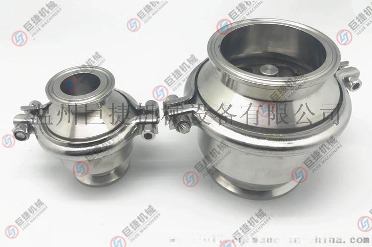 衛生級快裝止回閥/逆止閥 不鏽鋼止回閥 304766637935