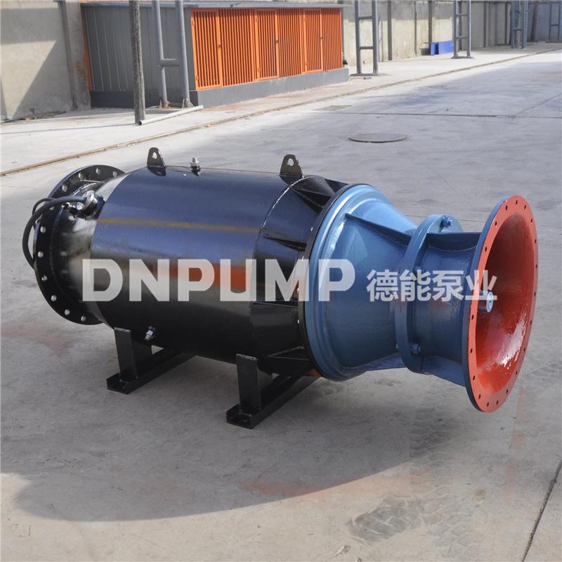入水式潜水贯流泵解决方案781477472