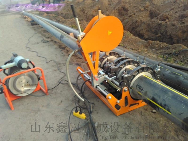 pe管道热熔焊机 手动对焊机801933602