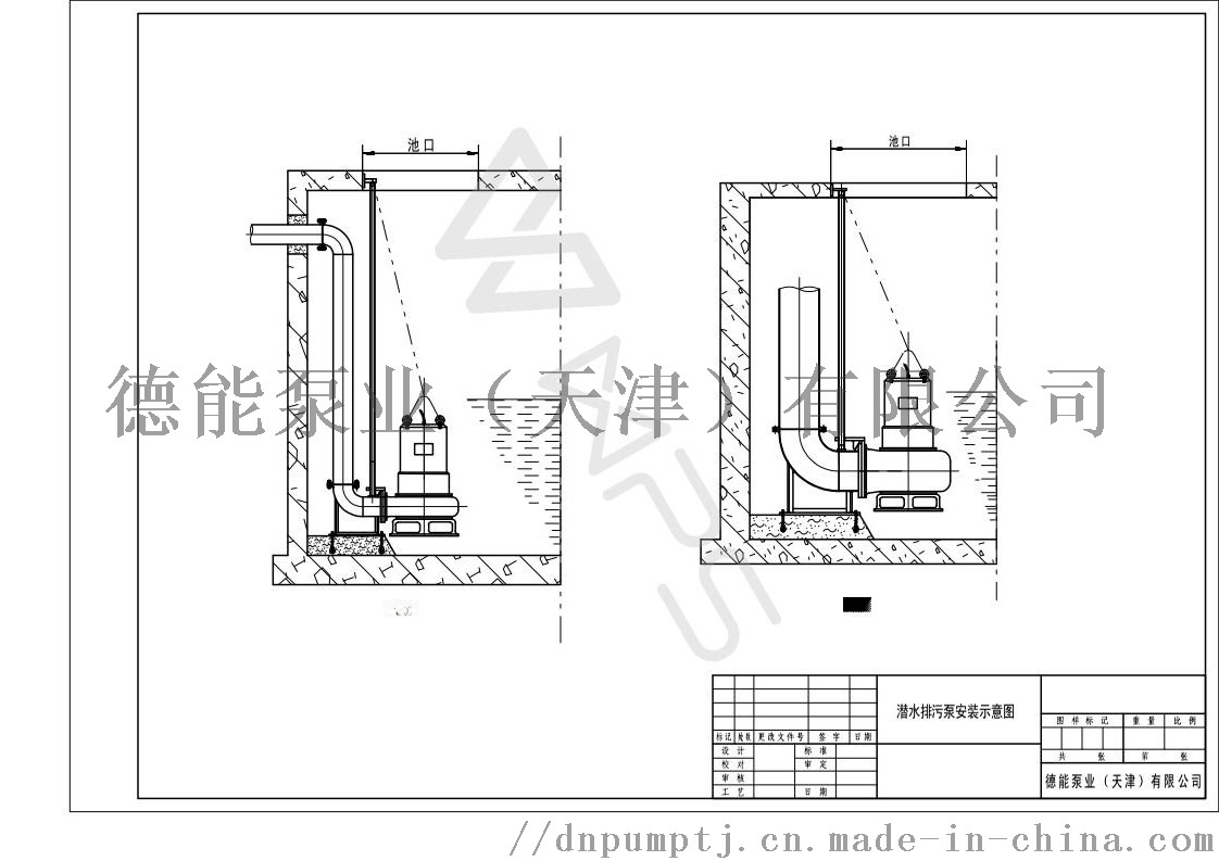 景区排污用泵生产厂家54272802