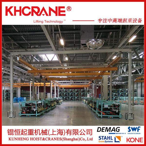 kbk軌道、柔性樑軌道、鋼軌、自立式鋼結構810541592