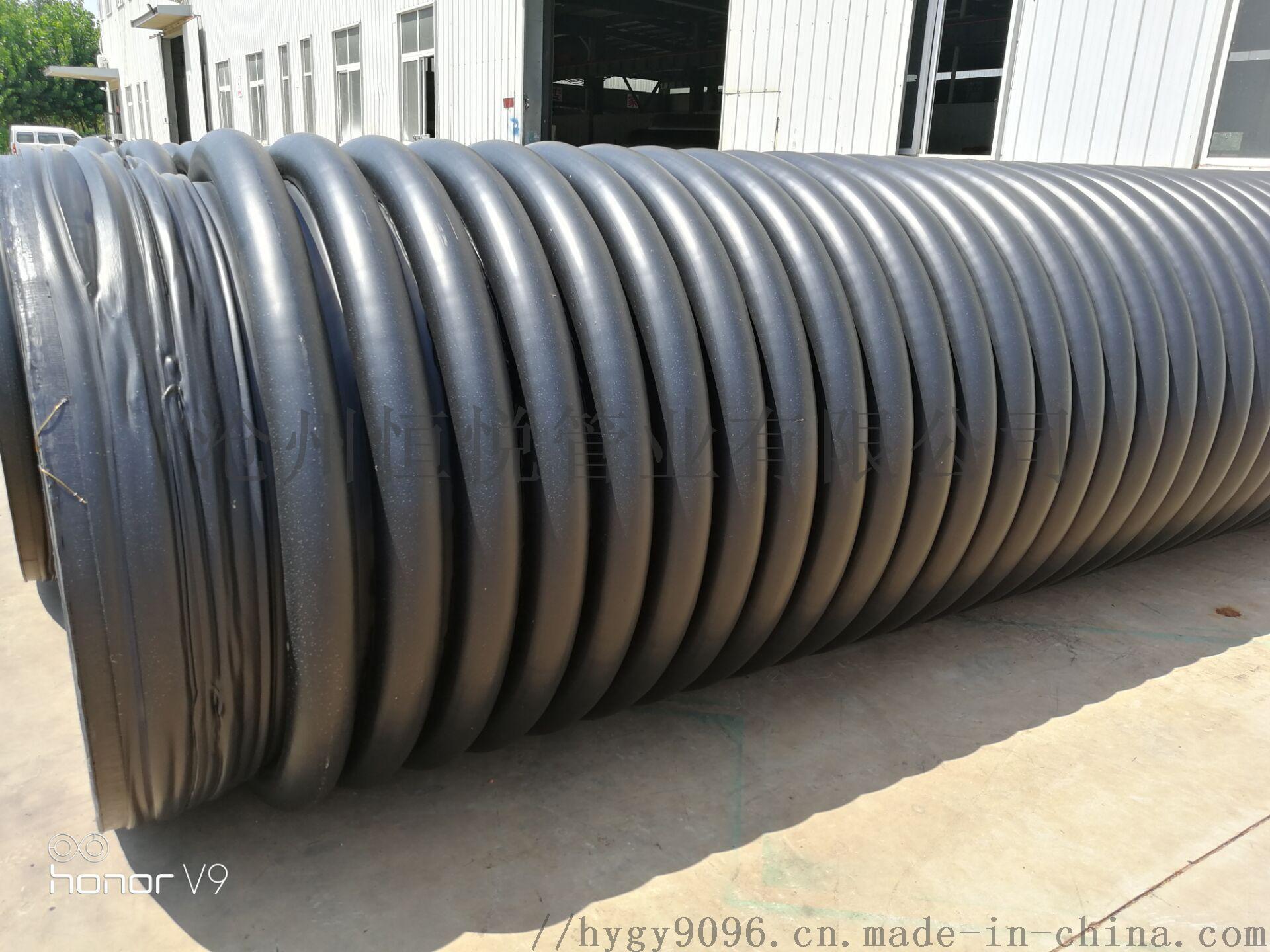 缠绕排水管克拉管直销厂家报价767723832