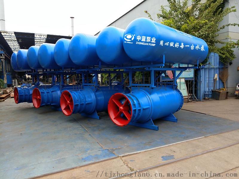 水库河道用浮筒式潜水泵_浮筒泵厂家811634742