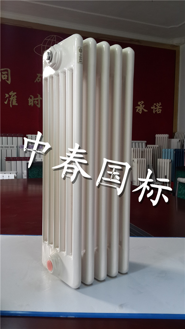 暖气片散热不好_中春牌QFGZ610 GZ610钢管柱型暖气片散热器厂家直销【价格,厂家 ...