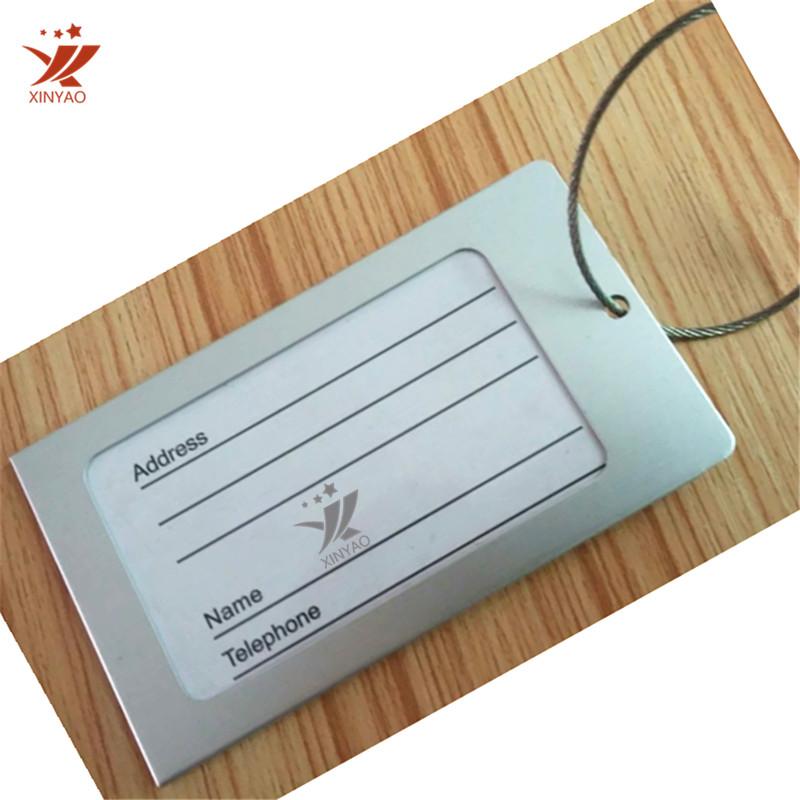 厂家定制行李牌创意金属登机牌箱包配件商务馈赠礼品793531225