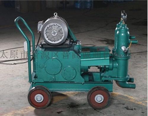 南川区活塞式注浆泵 双缸活塞式注浆泵厂家直供