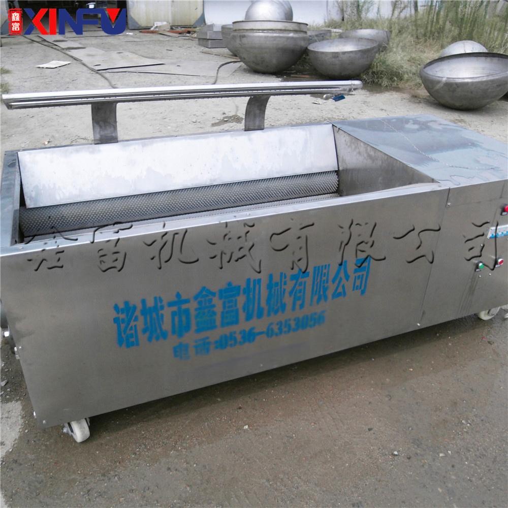 鑫富供应  扇贝毛辊清洗机   龙虾毛辊清洗机812592182