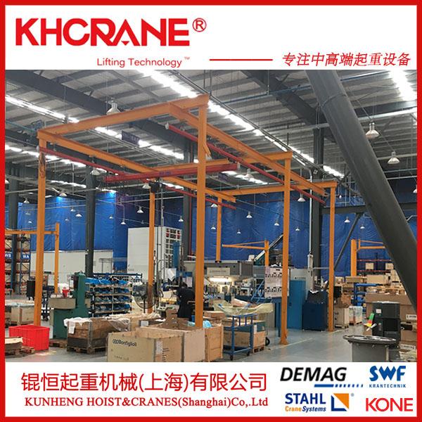 kbk軌道、柔性樑軌道、鋼軌、自立式鋼結構810541572