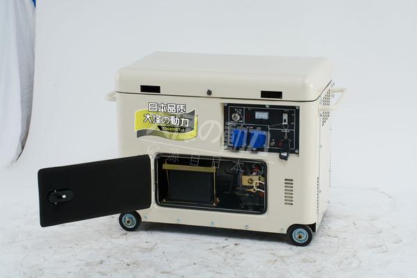 6kw静音柴油发电机大泽动力783818392