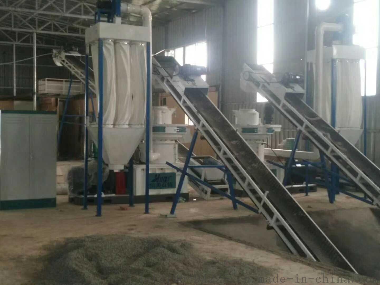 大型木屑顆粒機生產線秸稈顆粒機,生物質造粒機72981482