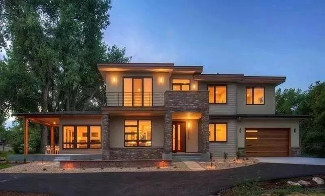魯工潤屋輕鋼別墅和磚混結構房屋的不同142798995