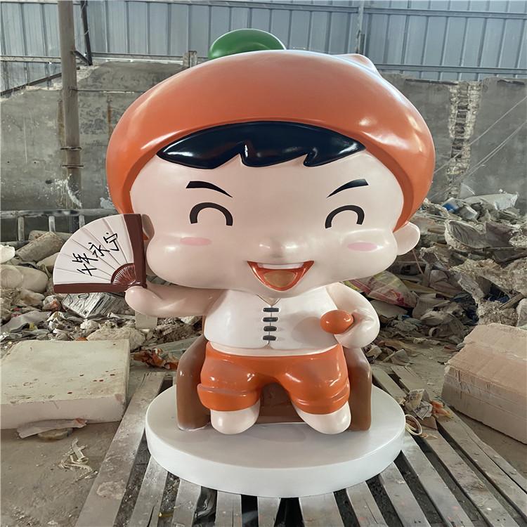 广州玻璃钢动漫人物雕塑 游戏角色雕塑147766705