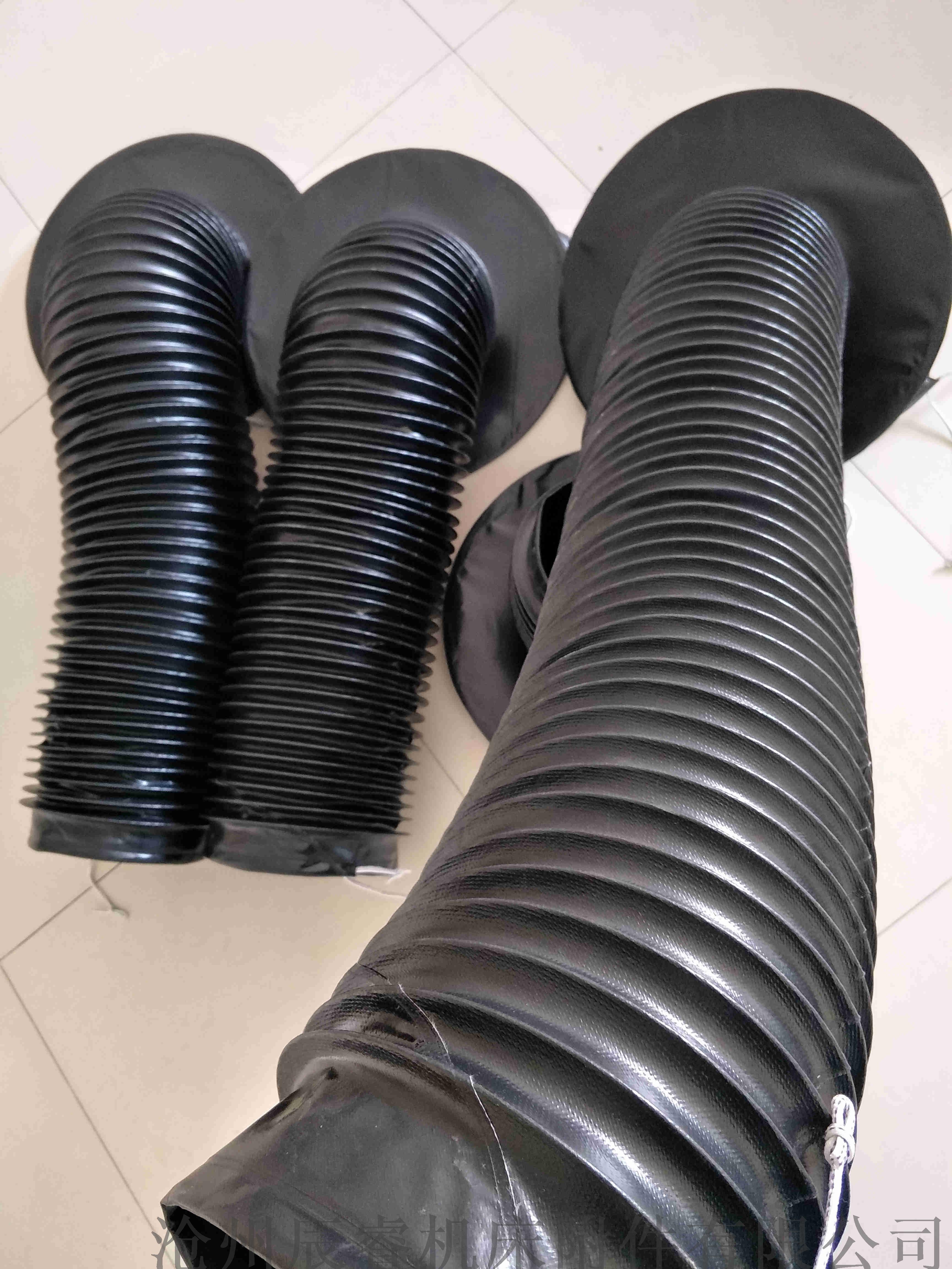 圆筒式油缸防护罩,风琴样式圆筒油缸防护罩840788955