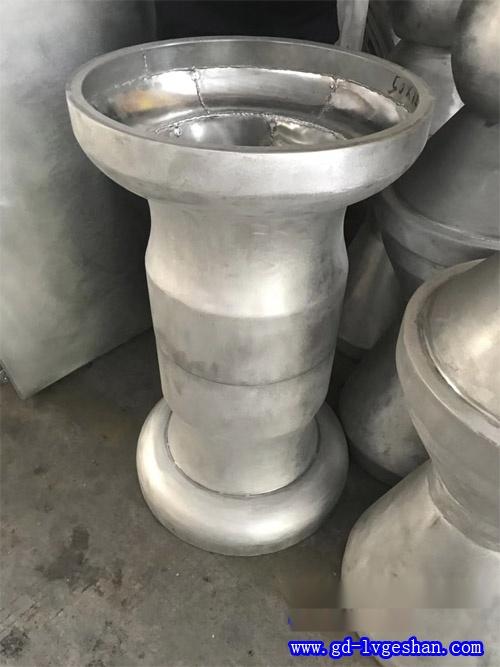 双曲铝单板生产厂家 圆形铝单板定做