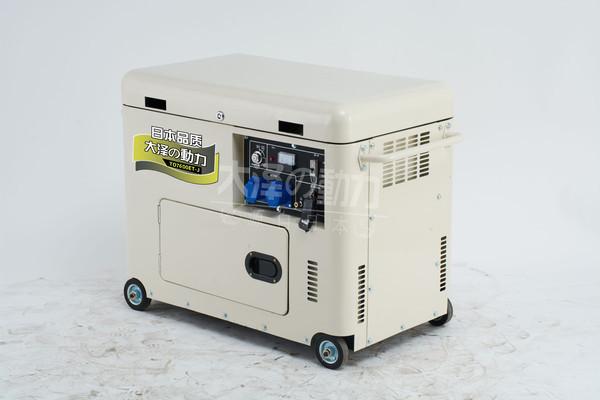 6千瓦无刷柴油发电机组优点97555372