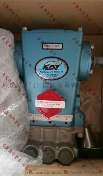 美国CATPUMPS1010 高压循环三柱塞泵供应800742315