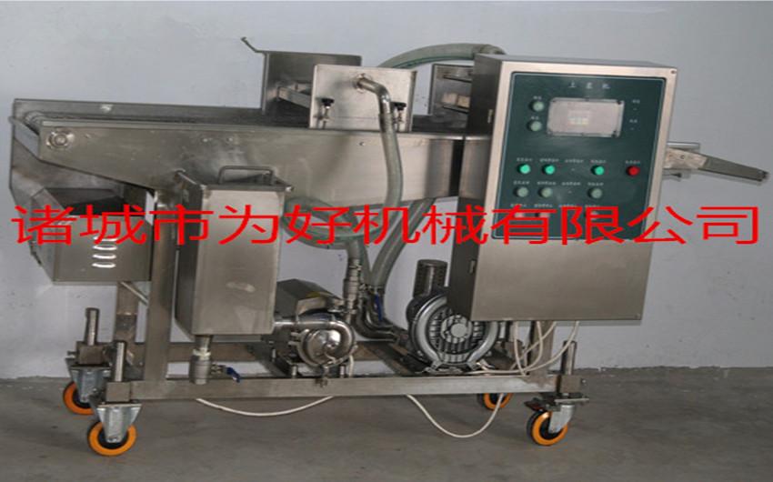 无骨鸡柳上浆机不锈钢生产定制57421602