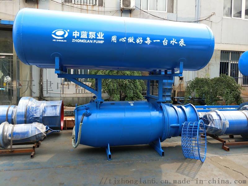 水库河道用浮筒式潜水泵_浮筒泵厂家811634752