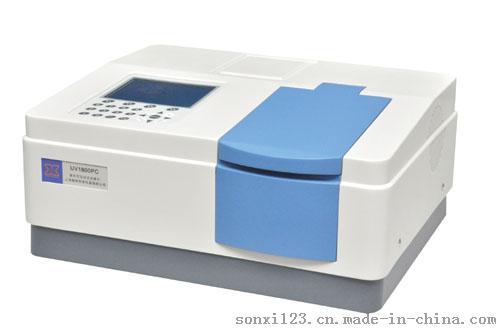 UV1800系列比例監測雙光束紫外可見分光光度計