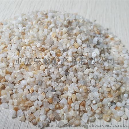 石英砂滤料价格