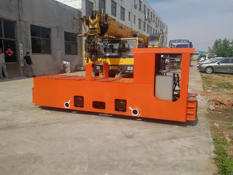 10T架線式工礦電機車97094412