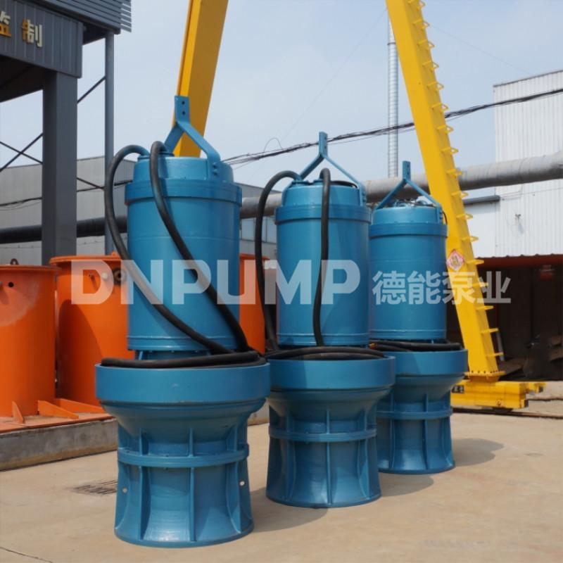 立式泵站专用潜水轴流泵762141302
