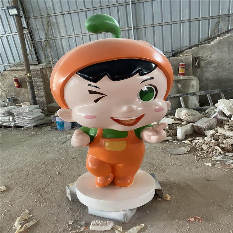 广州玻璃钢动漫人物雕塑 游戏角色雕塑147766715