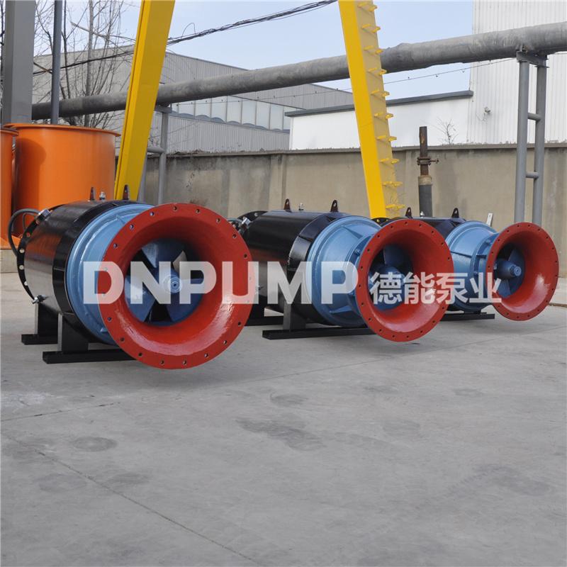 600QGL/QGLS潜水贯流泵780833812