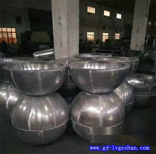 佛山双曲铝单板 球面双曲铝单板定做 异形铝单板加工