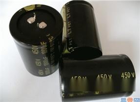 牛角/焊针电解电容基板自立型45219275