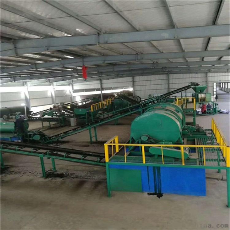 猪粪有机肥生产设备 工艺介绍135888975