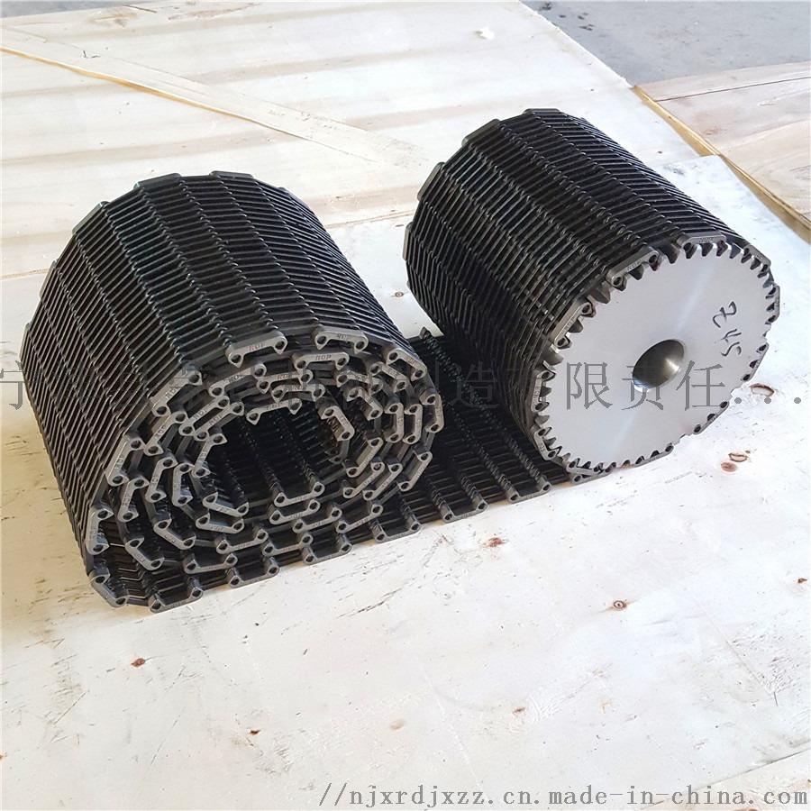 节距25.4的外导的齿形齿形链带和链带轮14.jpg