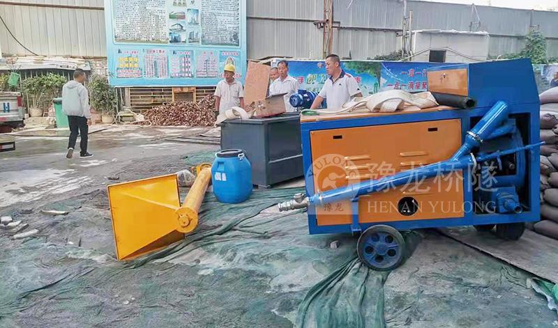 广西水泥发泡机机械 水泥发泡机原理图解