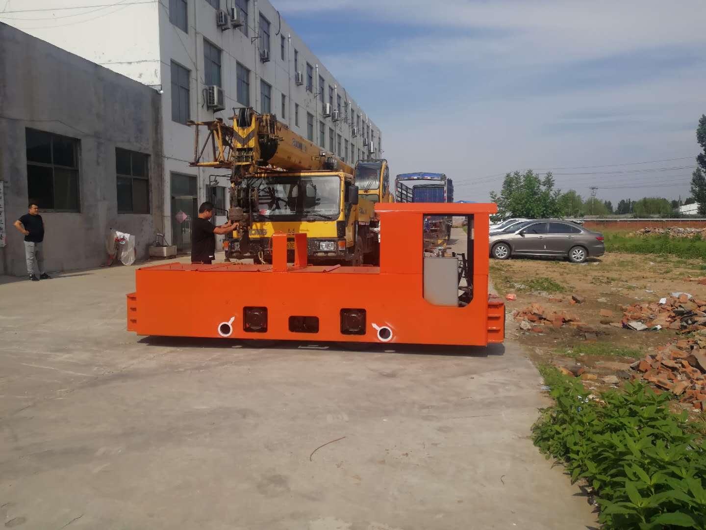 10T架線式工礦電機車97094362