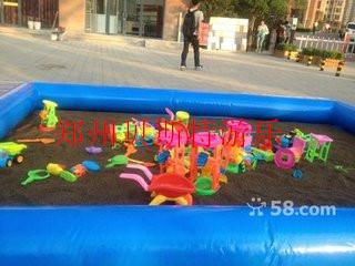遼寧鞍山充氣水池廠家銷售造型萌萌噠充氣釣魚池63912165