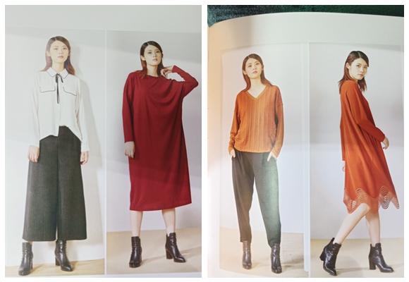 商场常见的女装品牌领葳品牌女装折扣厂家库存直销91653045