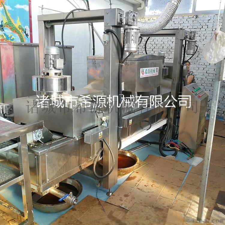 脆餅機器專業廠家 薄脆脆皮油炸機 麻葉油炸機報價66076512