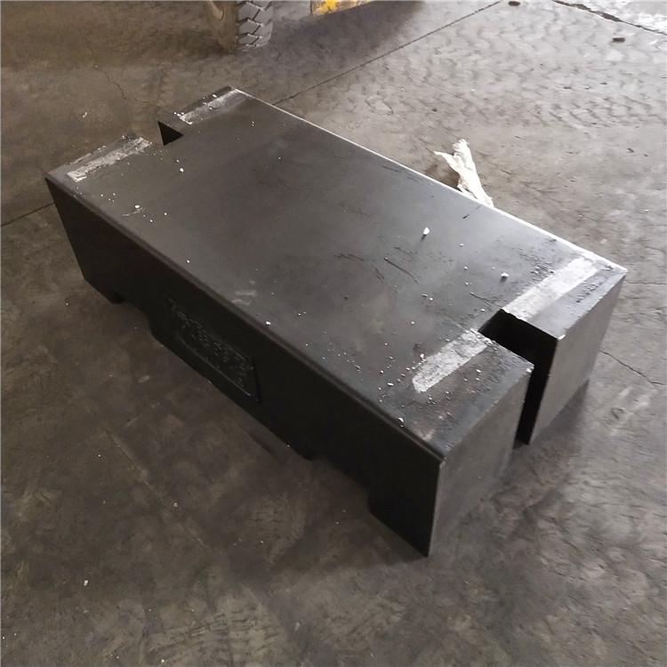 高青县1吨平板砝码1000kg铸铁砝码793356222