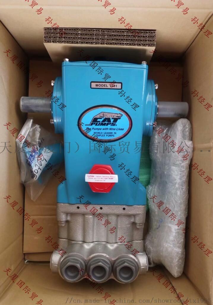 美国CATPUMPS1010 高压循环三柱塞泵供应800742335