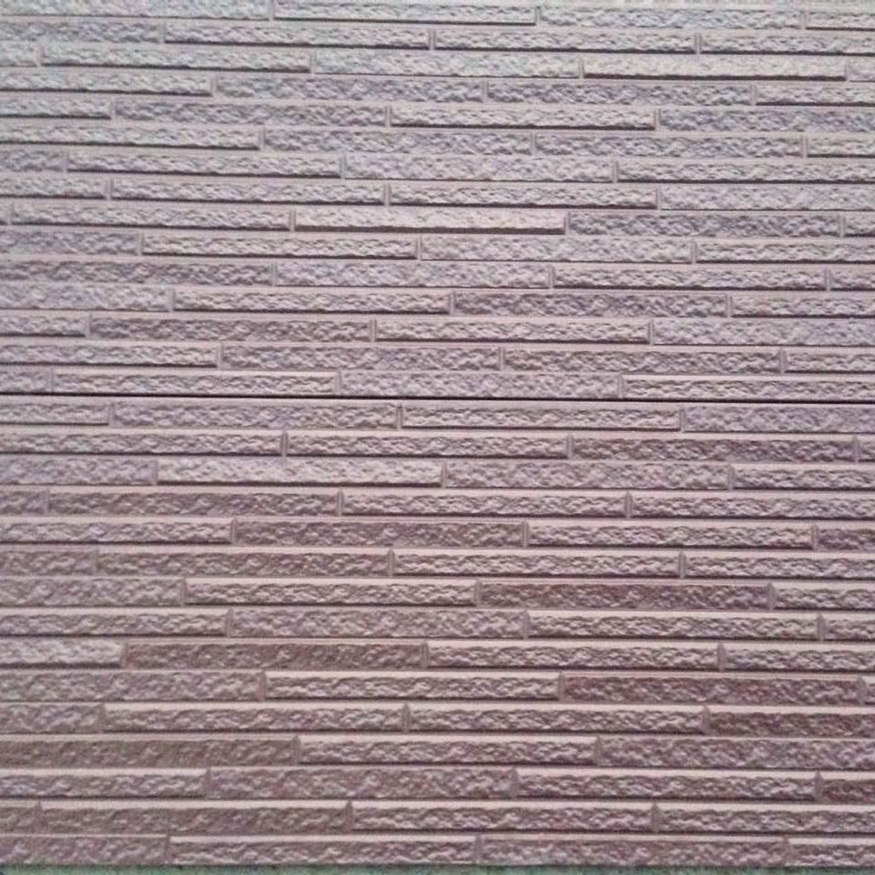 金属雕花板 保温装饰一体化板 轻钢别墅外墙板9915832